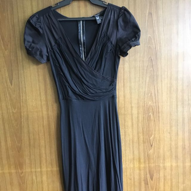 Mango Suit Little Black Dress