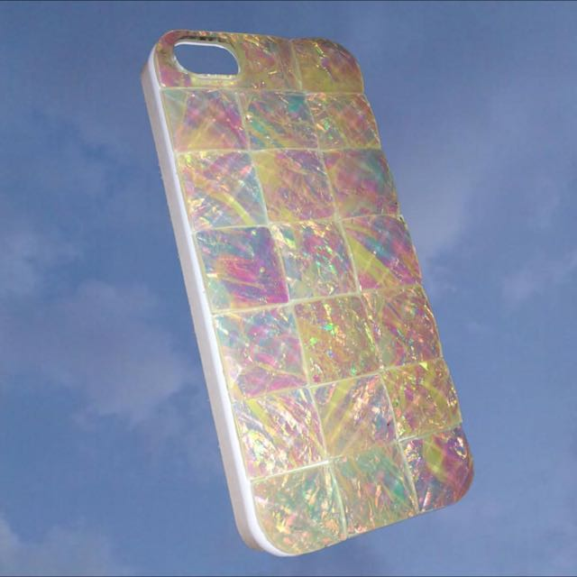 Marble iPhone 5/S Hard Case
