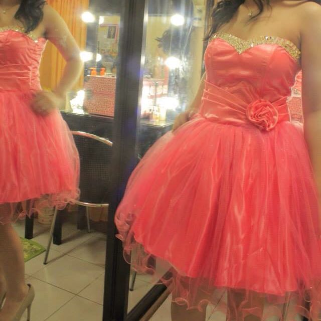 Pre-loved Cocktail Pink Dress