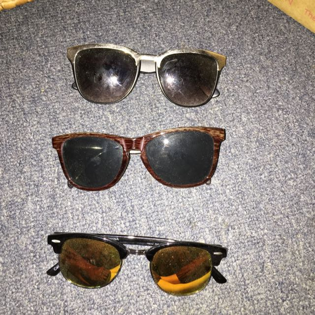 Range of Sunnies
