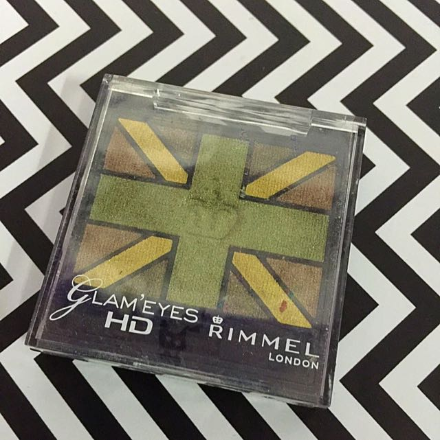 Rimmel London Glam'eyes HD