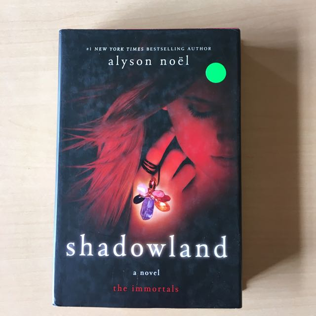 Shadowland Hardbound