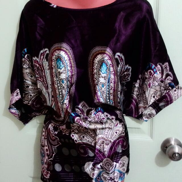Silk Blouse For Women