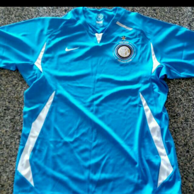 newest bc984 92914 Special Inter Milan 100th Anniversary Kit, Sports on Carousell