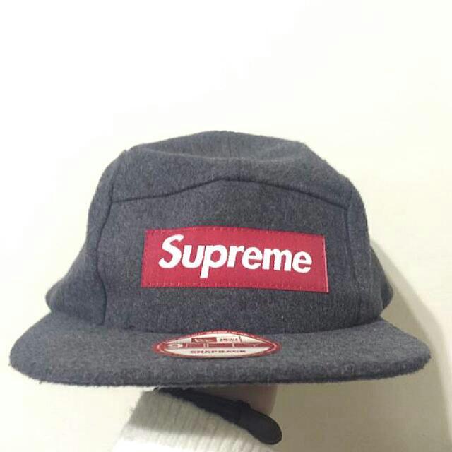 Supreme帽子 鴨舌帽 老帽