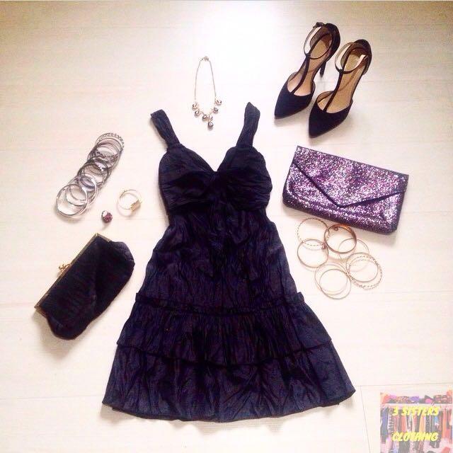 Sweetheart bow Dress