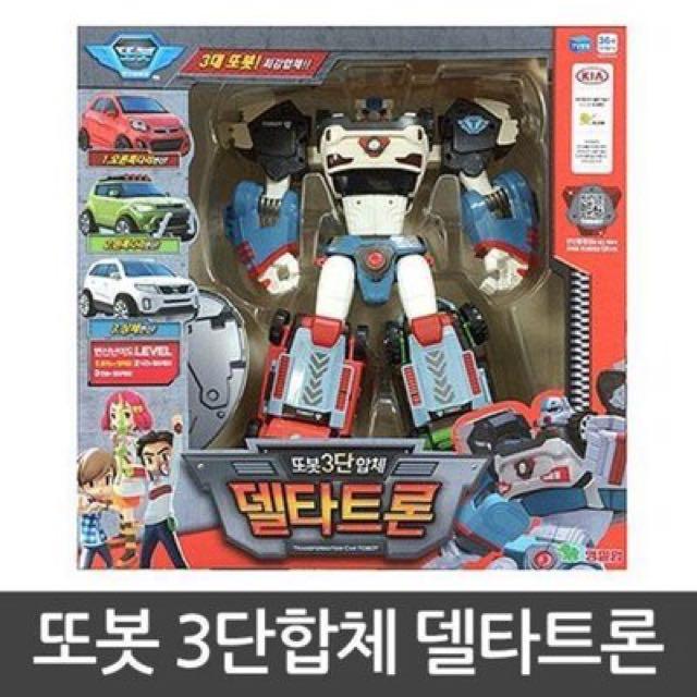 獨家/韓國代購/韓國合體變形機器戰士Tobot/3合1、三機一體Z+X+D