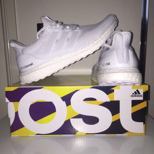 6e895267d0e70 TRIPLE WHITE  2016 Adidas Ultra Boost
