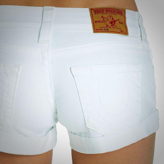 True Religion Shorts Size 24