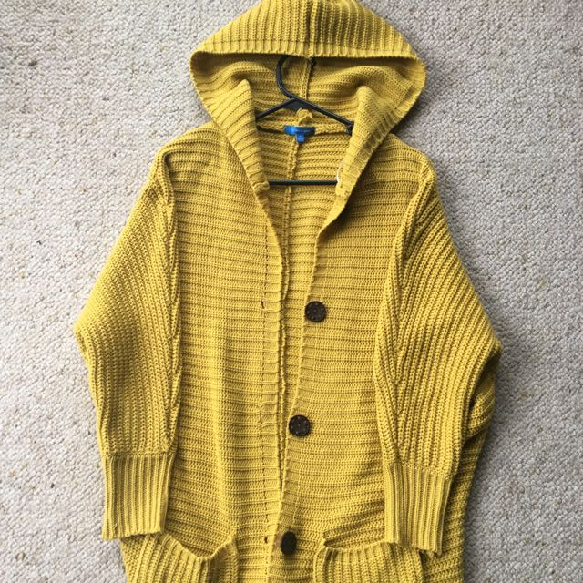 Valley Girl Hooded Cardigan