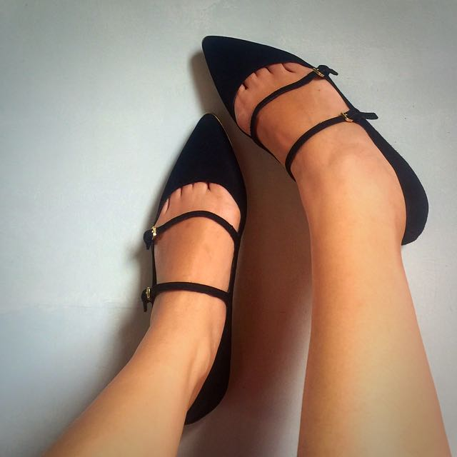 Zara Women Flat Shoes