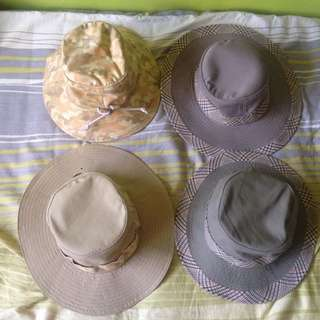 《外公的手作遮陽帽》還有更多款!遮陽帽 攝影帽
