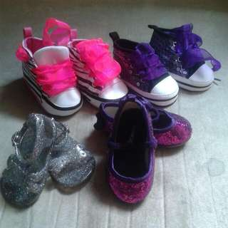 Infant Size 1 Shoe Collection