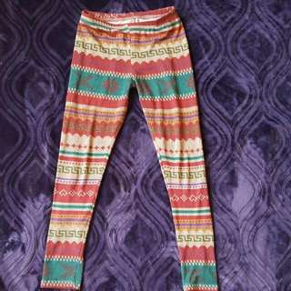Tribal Tights