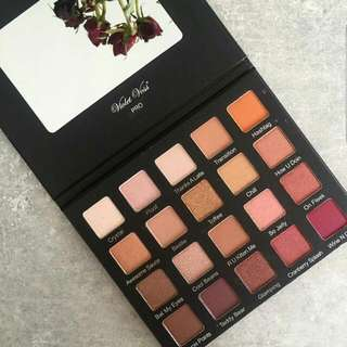 Violet Voss Holy Grail Eyeshadow Pallette.