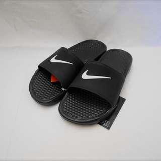 Nike 防水拖 黑(現貨)