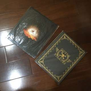 KAT-TUN 學年曆(2008-2009)/演唱會場刊