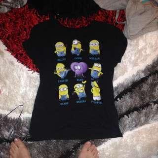 Minion Shirt From Arden