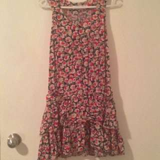 Sunnygirl Floral Dress