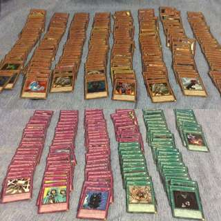 Yugioh (20 Commons) Pick And Choose. Battle pack 2: war Of the Giants.