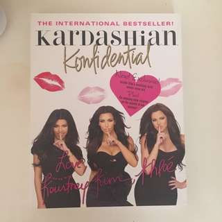 Kardashian Konfidential Book