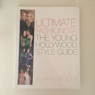 Ultimate Fashionista Style Guide Book