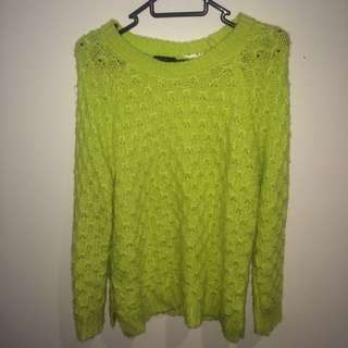 Knitted Jumper Dotti