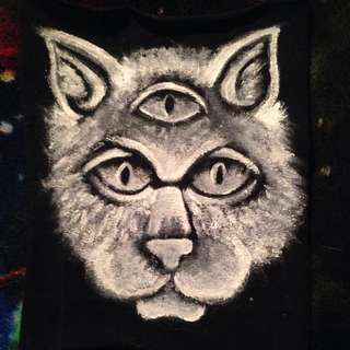 Third Eye Cat Patch