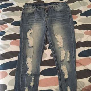 Cotton On Boyfriend Jeans