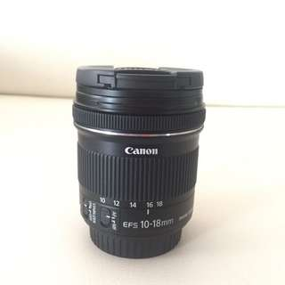 Canon 10-18mm (crop)