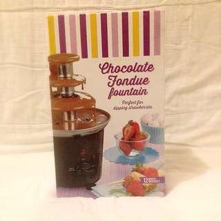 Chocolate Fondue Fountain