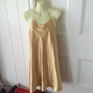 Saturn Slip Dress