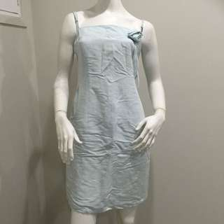 Portmans Light Blue Dress Size 12