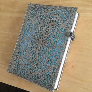 Paper blanks Silver Filigree