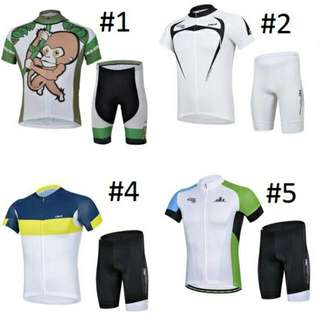 Cheji Bike Cycling Jersey Set