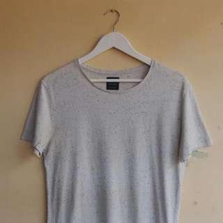 Zara Flecked T-shirt
