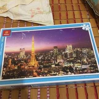 Pintoo 東京鐵塔
