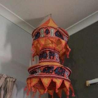 Indian Gypsy Lampshade