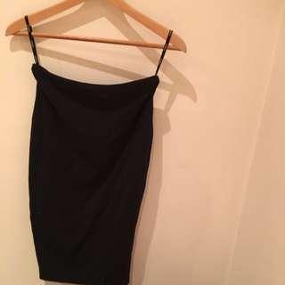 Kookai Midi Skirt - Black