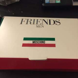 FRIENDS(MEN) Moschino