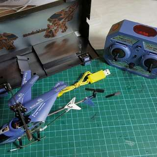 Model King 3.5 Channel Helicopter