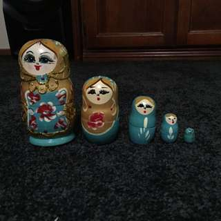 Baboushka Dolls