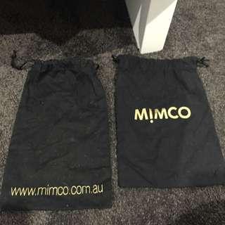 Mimco Protective Bags