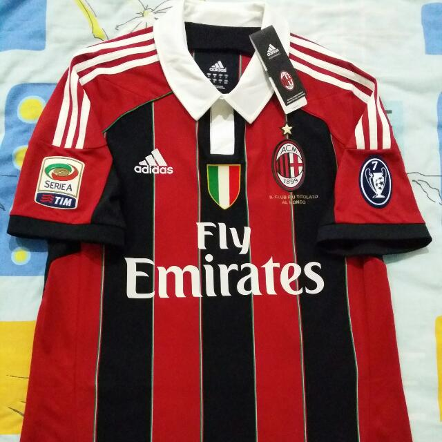 best service d4490 d2897 2012-13 AC Milan Home Shirt With INZAGHI #9