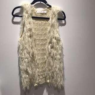 Free Angel Fluff Vest