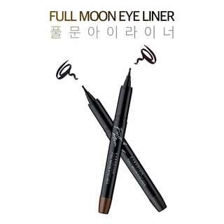 內眼線好幫手韓國滿月圓珠頭眼線液筆