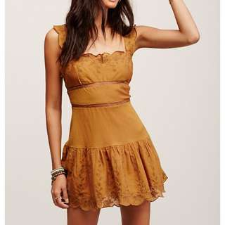 Free People / Boho / Spell Dress Size M