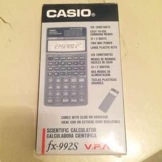 Casio fx-992S