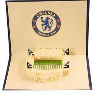 3D Chelsea Stadium