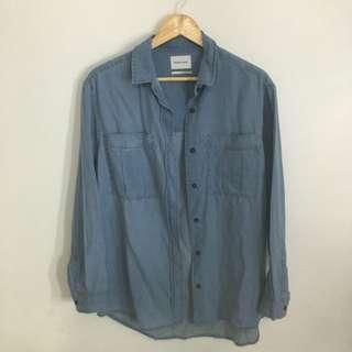 ABRAND Denim Flannel - Size 8